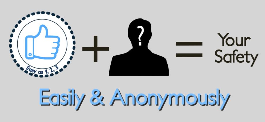 Easy and Anonymously