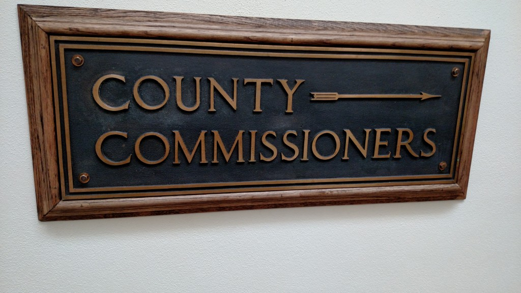 The Thurston County Commissioners can be pointed in the right direction.