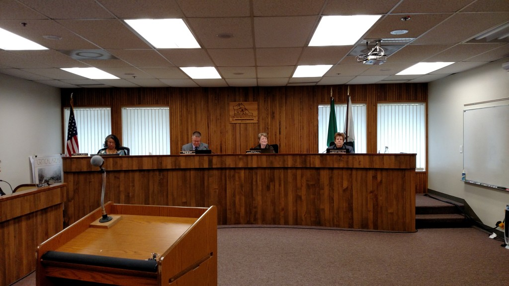 On Tuesday, The Commissioners had to listen to citizens provide suggestions on how to fix the inventory tracking challenges facing Thurston County