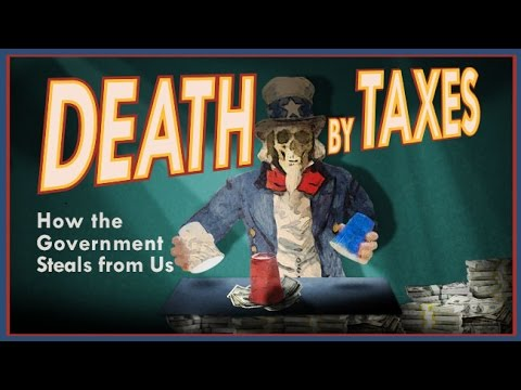 There are many ways to tax us to death and beyond...