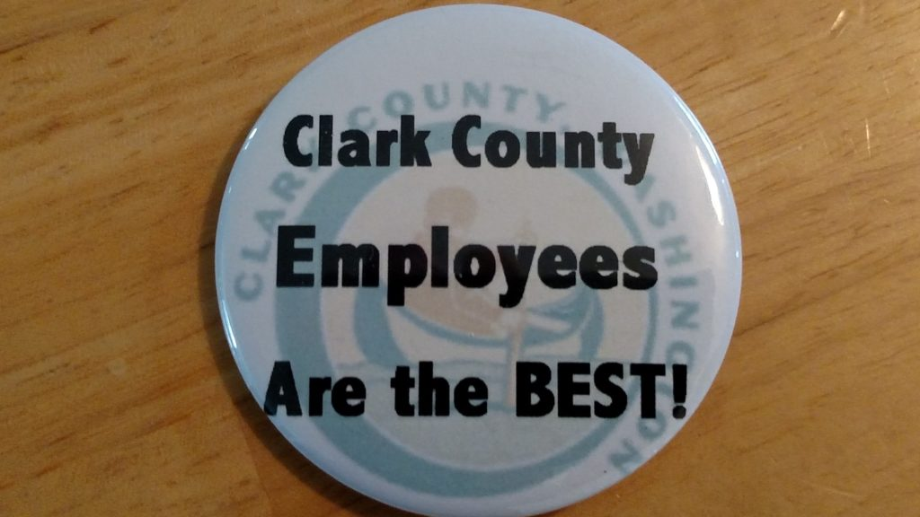 Clark County Employees are the Best
