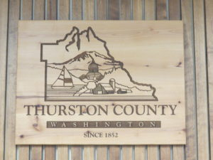 Apparently some bridges in Thurston County were built in 1920s, but staff just figured out they might need to be replaced.