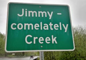 Jim Cooper's Creek