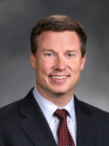 Democrat 5th District State Senator Marc Mullet