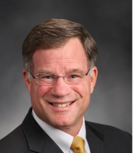 Bruce Dammeier is Pierce County's new County Executive