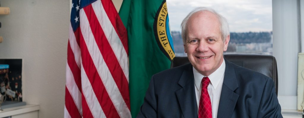 Duane Davidson's victory means the Republicans have a State Treasurer in Washington State for the first time since 1952