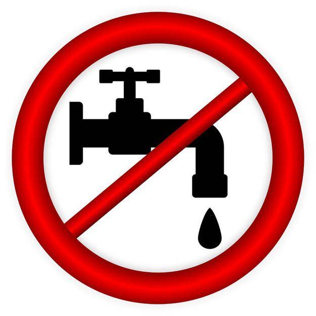 No Water faucet   We the Governed